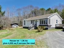 Homes for Sale in Charleston, Nova Scotia $234,900