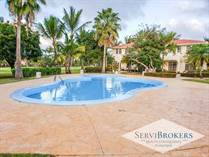 Homes for Rent/Lease in Cocotal, Bavaro, La Altagracia $600 one year