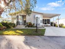 Homes for Sale in Whispering Pines MHP, Kissimmee, Florida $29,900