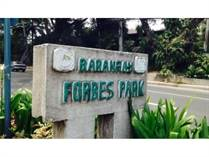 Homes for Sale in Forbes Park, Makati, Metro Manila ₱647,500,000