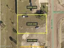 Lots and Land for Sale in Cape Coral, Florida $12,500