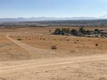 Lots and Land for Sale in Apple Valley, California $500,000