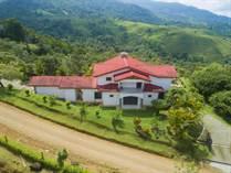 Homes for Sale in San Isidro De El General, Puntarenas $459,000