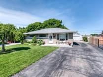 Homes for Sale in Langs Farm, Cambridge, Ontario $475,000