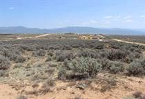 Lots and Land for Sale in New Mexico, El Prado, New Mexico $39,500