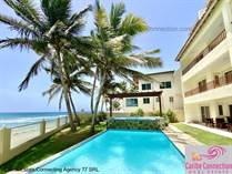 Condos for Sale in Cabarete East, Cabarete, Puerto Plata $165,000