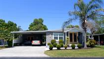 Homes Sold in Camelot Lakes MHC, Sarasota, Florida $110,000
