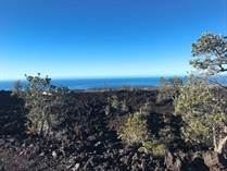 Lots and Land for Sale in Hawaii, OCEAN VIEW, Hawaii $18,500