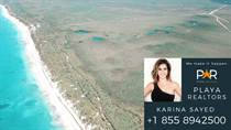 Lots and Land for Sale in Tulum, Quintana Roo $10,000,000