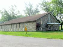 Commercial Real Estate for Sale in Adirondack State Park, Newton Falls, New York $320,000