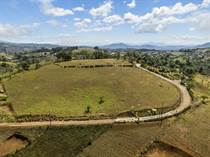 Lots and Land for Sale in San Ramon, Alajuela $90,000