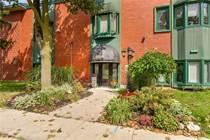 Condos Sold in Preston, Cambridge, Ontario $289,900