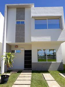New Houses in Residential Development in Av.135 Cancún , Suite JDSIV1833, Cancun, Quintana Roo