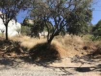 Lots and Land for Sale in Ojo de Aqua, San Miguel de Allende, Guanajuato $1,250,000