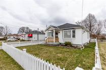 Homes for Sale in Stamford, Niagara Falls, Ontario $459,900
