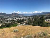 Lots and Land for Sale in Wiltse / Valley View, Penticton, British Columbia $949,000