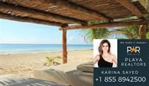 Homes for Sale in Sian Ka'an, Sian Kaan, Quintana Roo $3,950,000