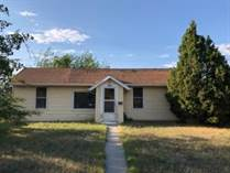 Homes Sold in Butte, Montana $95,000
