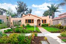Homes for Sale in Normal Heights, San Diego, California $879,000