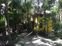 Commercial Real Estate for Sale in Beach Tulum, Tulum, Quintana Roo $500,000