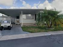 Homes for Sale in Serendipity Mobile Home Park, Clearwater, Florida $28,500