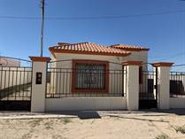 Homes for Sale in Col. Brisas del Golfo, Puerto Penasco/Rocky Point, Sonora $85,000
