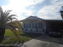 Homes for Sale in Brookridge, Florida $146,777