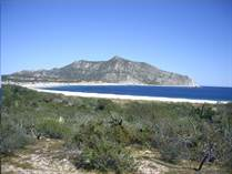 Lots and Land for Sale in East Cape, Baja California Sur $46,000