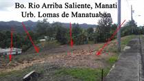 Lots and Land for Sale in Lomas de Manataubon, Manati, Puerto Rico $95,000