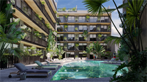 Commercial Real Estate for Sale in Zazil-ha, Playa del Carmen, Quintana Roo $111,000