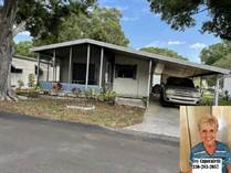 Homes for Sale in Paradise Park, Largo, Florida $27,900
