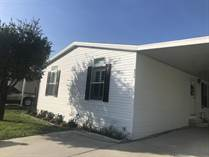 Homes for Sale in The Oaks at Countrywood, Plant City, Florida $72,000