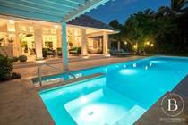 Homes for Sale in Punta Cana, La Altagracia $2,295,000