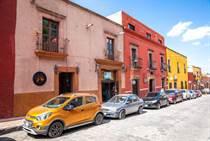 Commercial Real Estate for Sale in Centro, San Miguel de Allende, Guanajuato $1,200,000