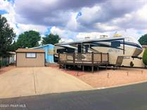 Lots and Land for Sale in Prescott Valley, Arizona $154,900