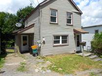 Homes for Sale in Susquehanna, Pennsylvania $19,900