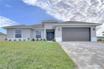 Homes for Sale in North - Units 37-43, 48, 2743, WH13, Cape Coral, Florida $239,000