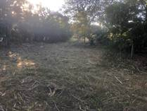 Lots and Land for Sale in Carrillo, Guanacaste $17,000