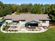 Homes for Sale in Glenelg, Markdale, Ontario $1,349,000