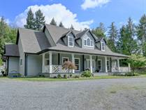 Homes for Sale in Shawnigan Lake, SHAWNIGAN LAKE, BC, British Columbia $1,075,000