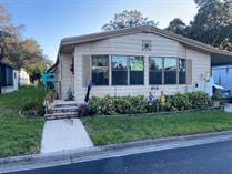 Homes for Sale in Southwind Mobile Home Park, Palm Harbor, Florida $79,500