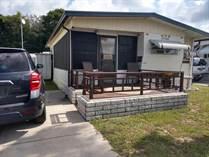 Homes for Sale in GLENHAVEN RV PARK, Zephyrhills, Florida $9,000