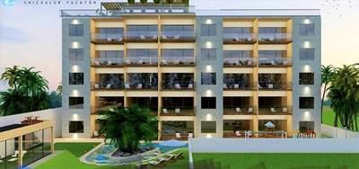 "Chicxulub Puerto, Yucatan Presents ""CHICXULUB BRAND NEW CONDOS"" 3 Blocks from the Beach"
