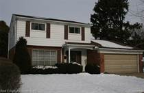 Homes for Sale in Livonia, Michigan $219,900