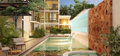 Magnificent 1 Bedroom 1 Bathroom Condo for Sale in Tulum at La Veleta DED578