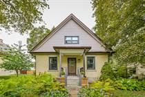 Homes Sold in Fergus, Ontario $474,900