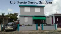 Multifamily Dwellings for Sale in Puerto Nuevo, San Juan, Puerto Rico $135,000