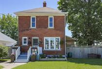 Homes Sold in Downtown, Thorold, Ontario $449,900