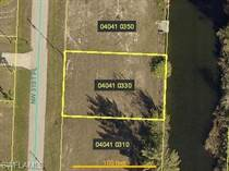 Lots and Land for Sale in Cape Coral, Florida $24,900