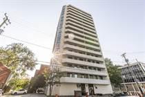Condos for Sale in Centre Town, Ottawa, Ontario $325,000